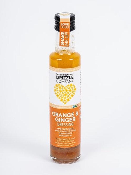 Orange & Ginger Dressing