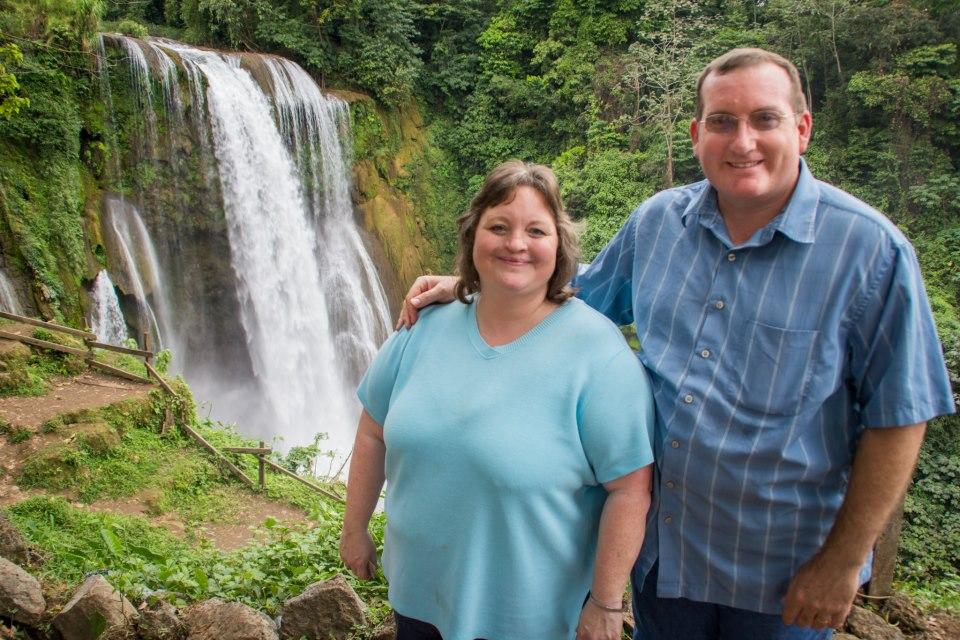 Dean and Melissa Lowmen