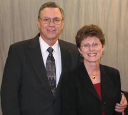 Rev. James and Joy Keys