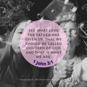 See what love the Father has given us, t