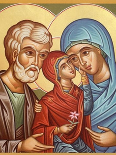Sts Anne and Joachim
