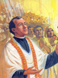 St Joseph Vaz