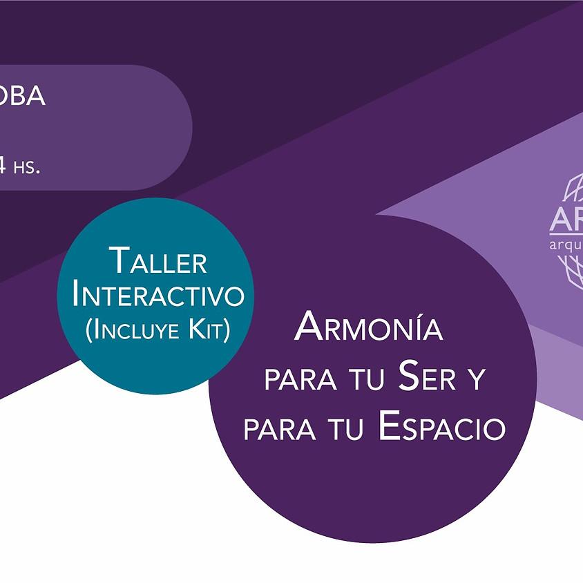 Taller Interactivo en Córdoba