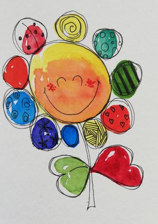 FleuryFlower Blume - eine Blume für die Welt