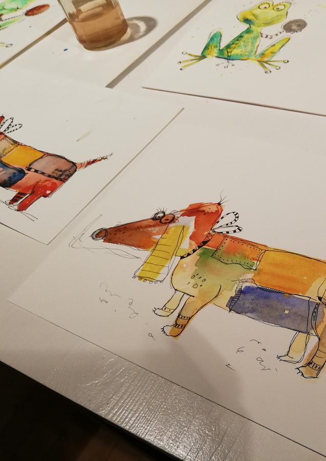 MaKaJe Illustrationen