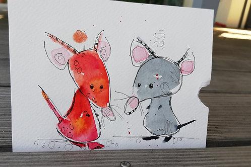 MaKaJe - Illustrationen