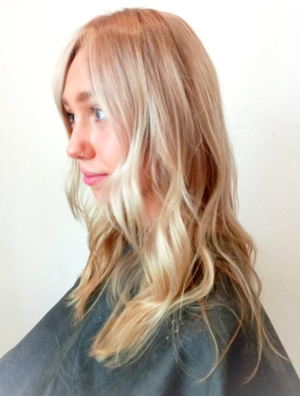 Hair Color/Root touch up