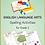Thumbnail: ENGLISH LANGUAGE ARTS Spelling Activities for Grade 2