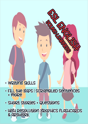 ESL Young Learners Kit 1