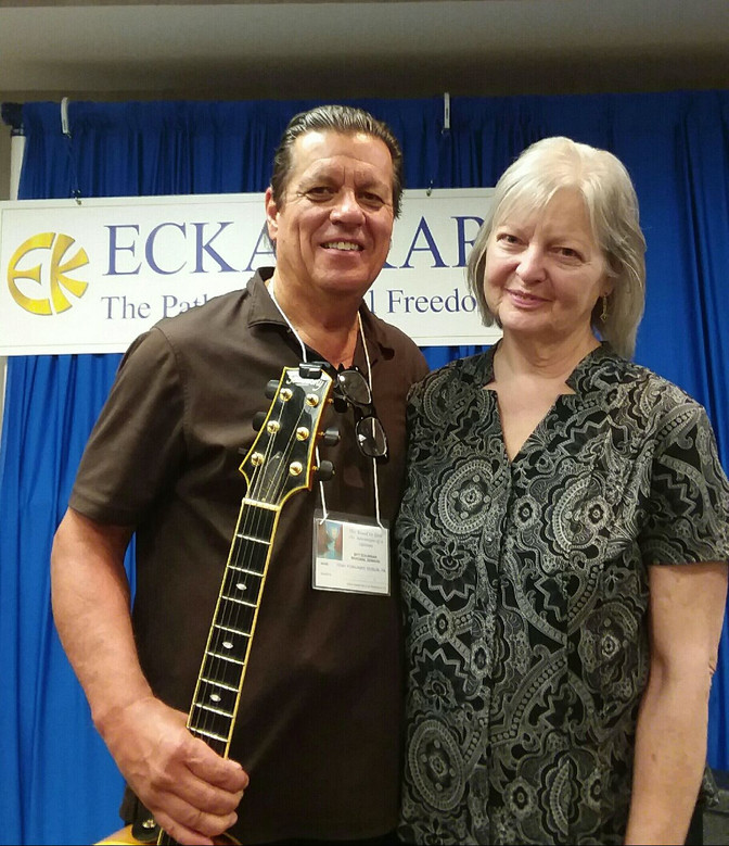 At The ECKANKAR Regional Seminar