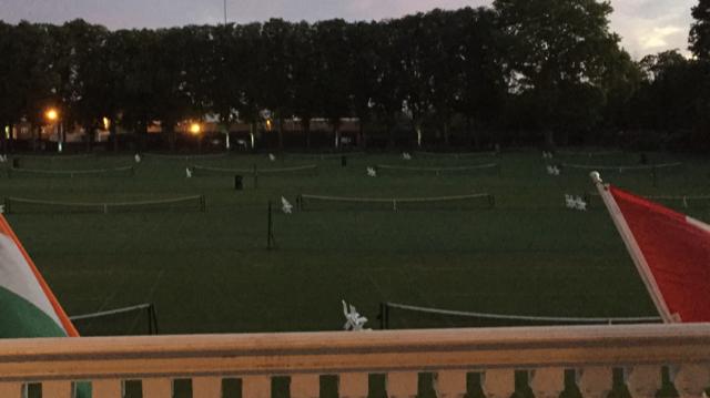Nice Night at Germantown Cricket Club!