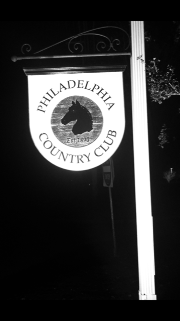 Philly Country Club!