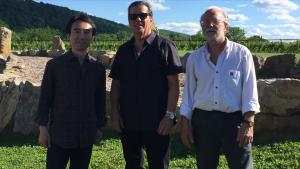 Beautiful Day at Alba Winery!