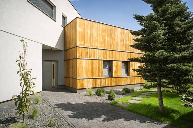 House-T wejście