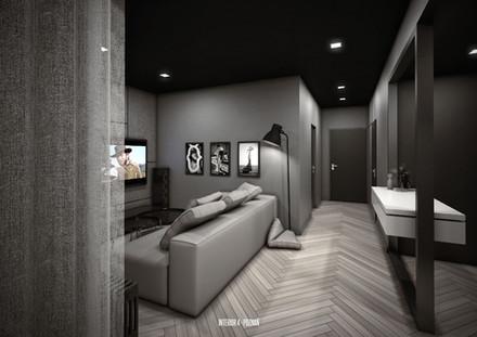 Interior-N nisza salonu
