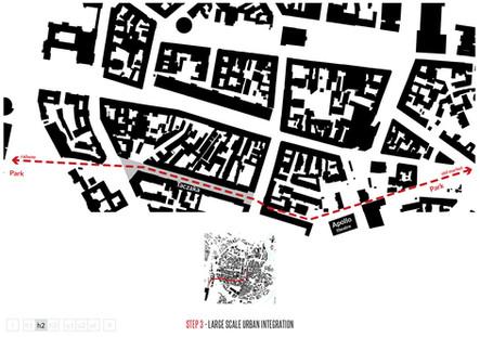 Taczaka kontekst urbanistyczny