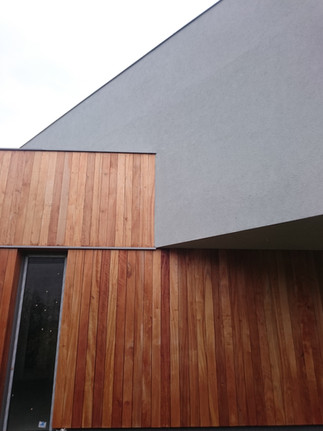 House-T detal materiałowy