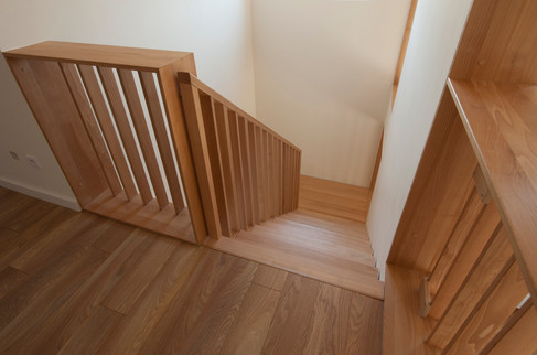Interior-W  schody detal