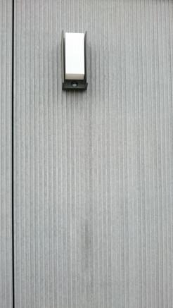 House-W detal elewacji