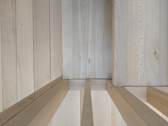 House-W detal schodów