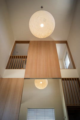 Interior-W lampa w salonie