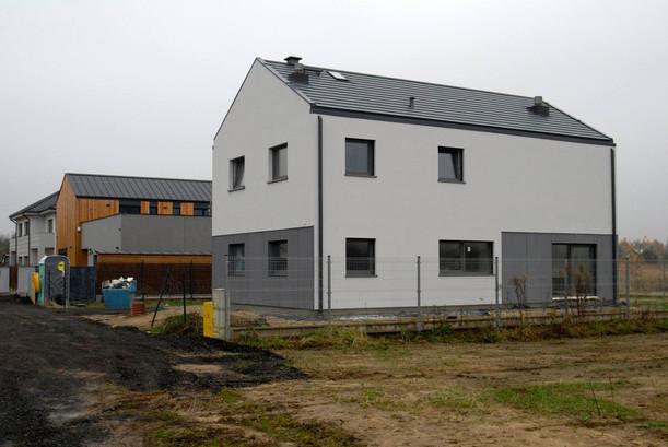 House-W widok w kontekście