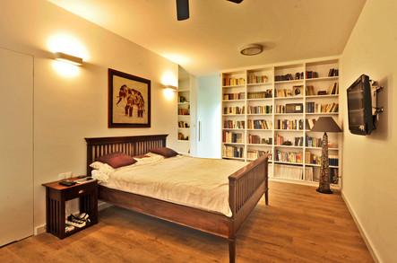 Interior-T sypialnia główna