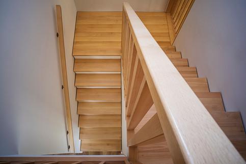 Interior-W schody