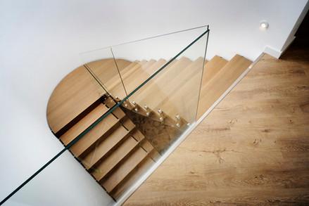Interior-T schody