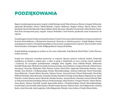 Rzeszów ROF - raport