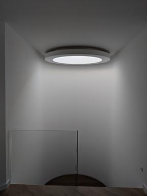 House-T świetlik z piętra