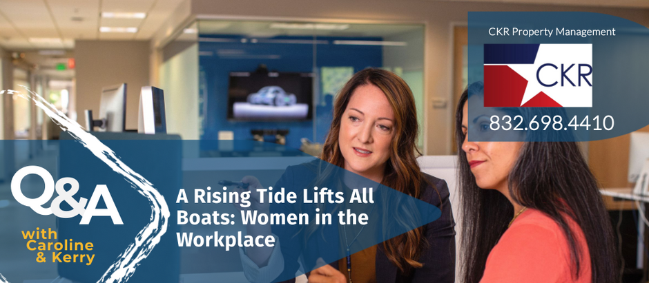 A Rising Tide Lifts All Boats: Women In The Workplace
