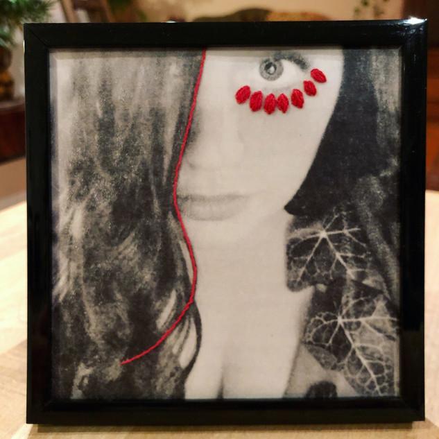 Custom Photo Embroidery