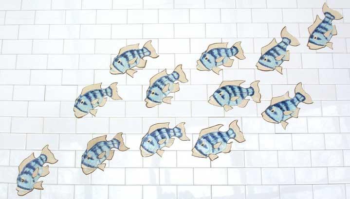 Fish Wall Tiles