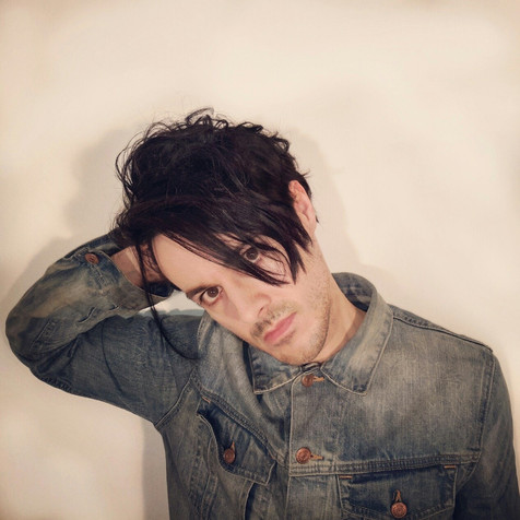 James Kennedy, Singer, Songwriter, Producer, Kyshera, Konic Records,  UK, Wales, music, rock, band, alternative, strand, hair, denim,