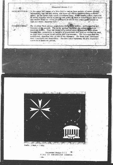 4. Flag of Am. Samoa Design C. c1960..jp