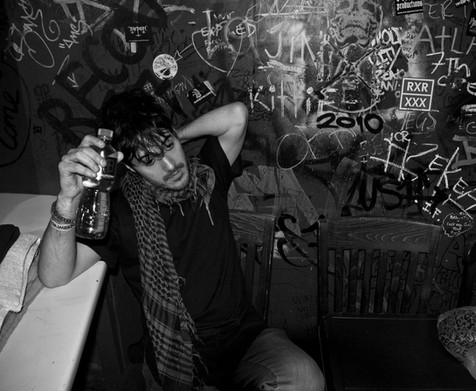 James Kennedy, Singer, Songwriter, Producer, Kyshera, Konic Records,  UK, Wales, music, rock, band, alternative, backstage, london, tour
