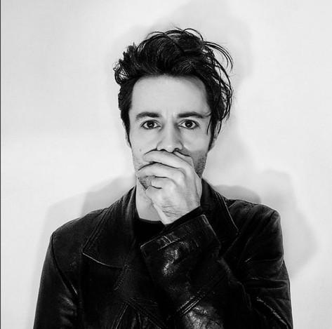 James Kennedy, Singer, Songwriter, Producer, Kyshera, Konic Records,  UK, Wales, music, rock, band, alternative, leather, hair,