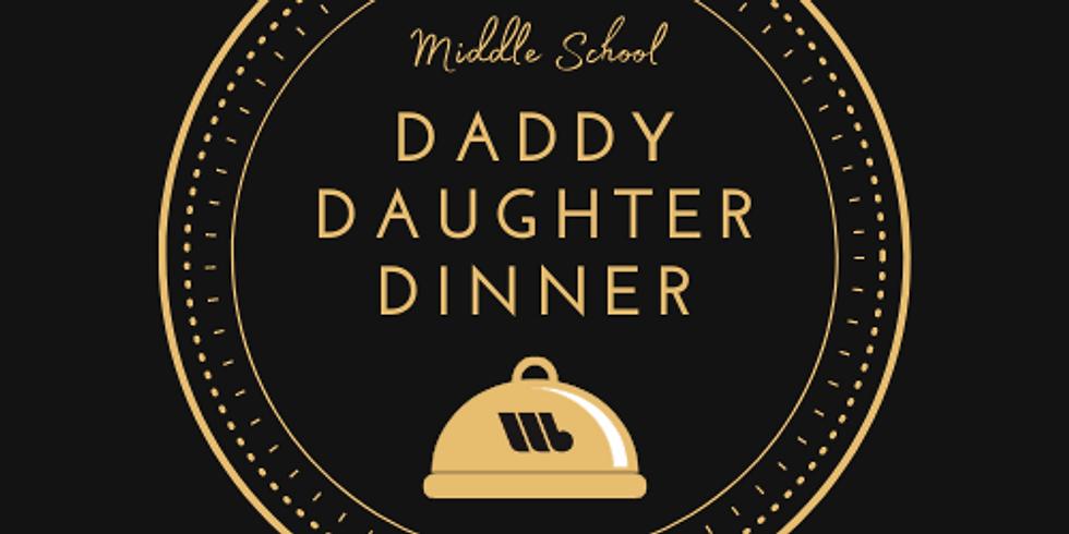 MS Daddy Daughter Dinner