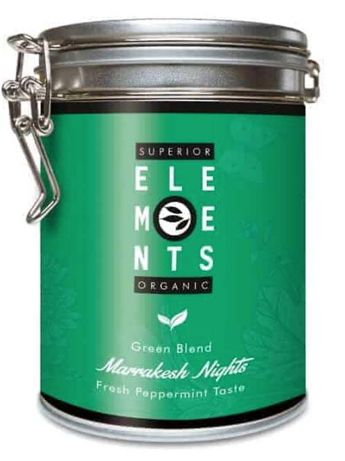 Herbata 'Marokańskie Noce' w puszce