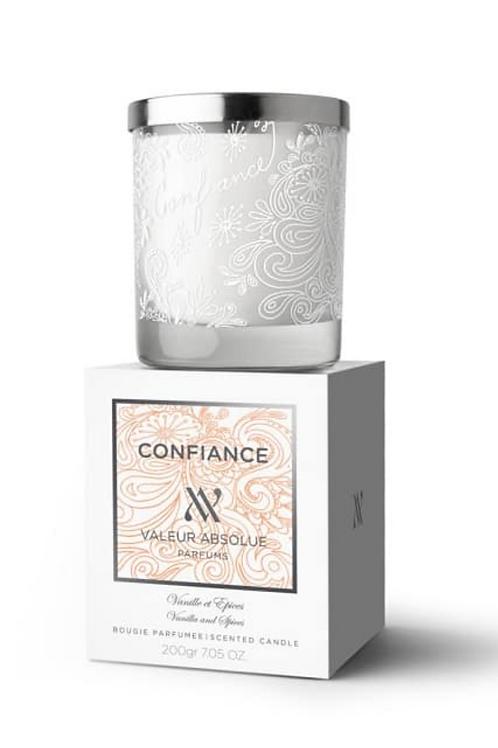 Świeca zapachowa CONFIANCE – PEWNOŚĆ SIEBIE