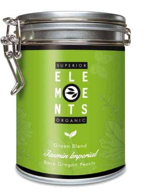 Herbata 'Królewski Jaśmin' w puszce