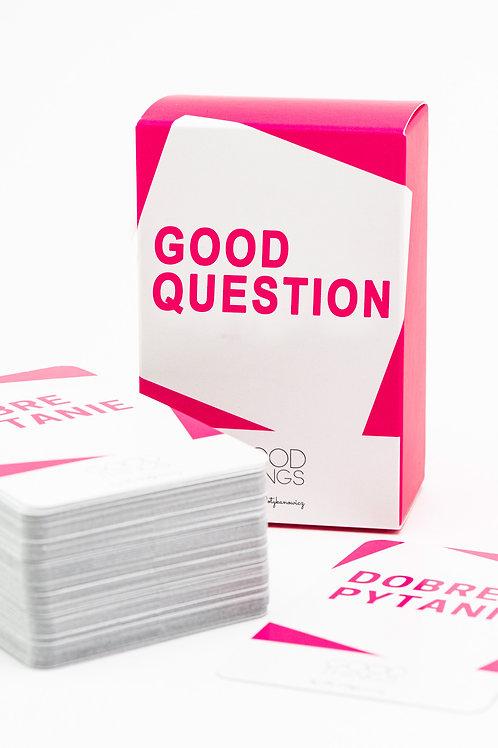 GRA – Dobre Pytanie (wersja angielska)