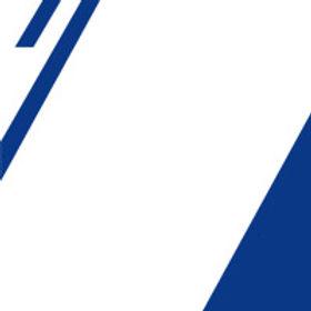 Blue stripes on white thumbnail