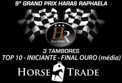TOP 10 - GP HARAS RAPHAELA - INICIANTE (MELHORES MÉDIAS)