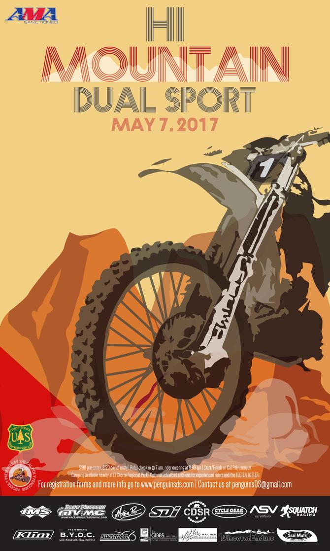 2017 Hi-Mountain Dual Sport Flyer