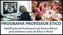 PPE - Programa Professor Ética - Institucional
