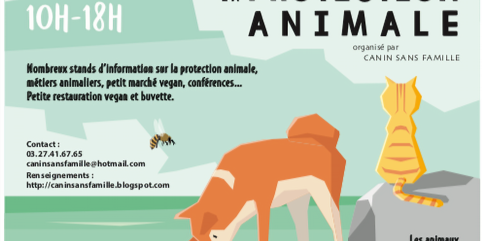 Festival de la protection animale 2019 (2ème édition)
