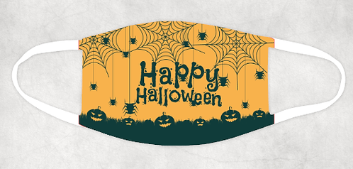 Masque Halloween 1