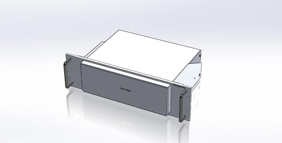 Rack Mount Panel for ICOM 7600/7610